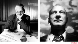 redaktionelle Bildstrecke Portraits Wolfgang Gerke / Michael Schirner